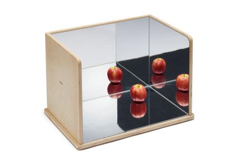 Wooden Exploratory Mirror