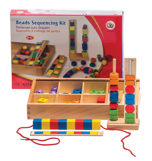 Sequencing Beads