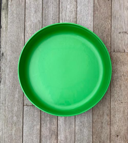 Circular Tuff Tray - Green