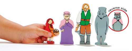 Red Riding Hood Character Set