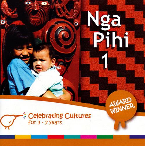 Nga Pihi Volume 1 CD