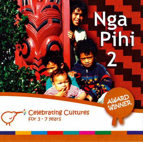 Nga Pihi Volume 2 CD
