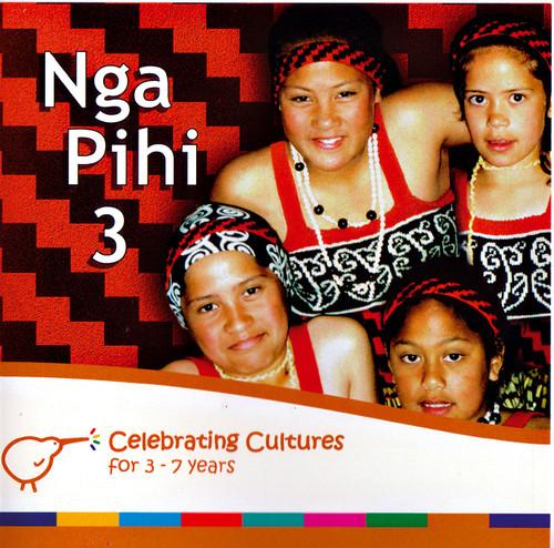 Nga Pihi Volume 3 CD