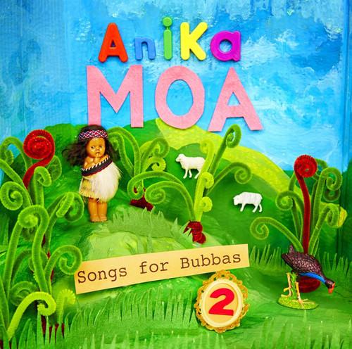 Anika Moa's Songs for Bubbas Vol 2