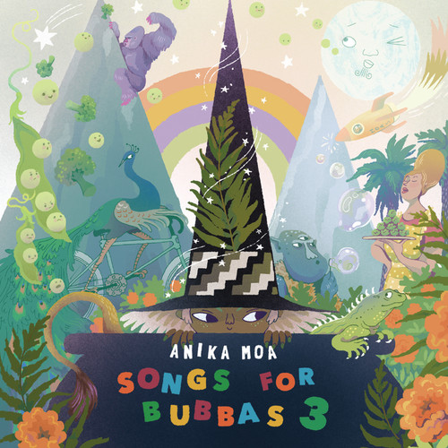 Anika Moa's Songs for Bubbas Vol 3