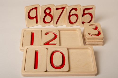 Early Mastery Number Trays 10-20