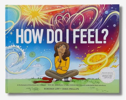 How Do I Feel? Book