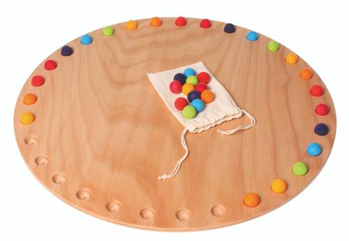 Circular Disc For Year Calendar