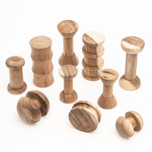 Mixed Shape Spools Set