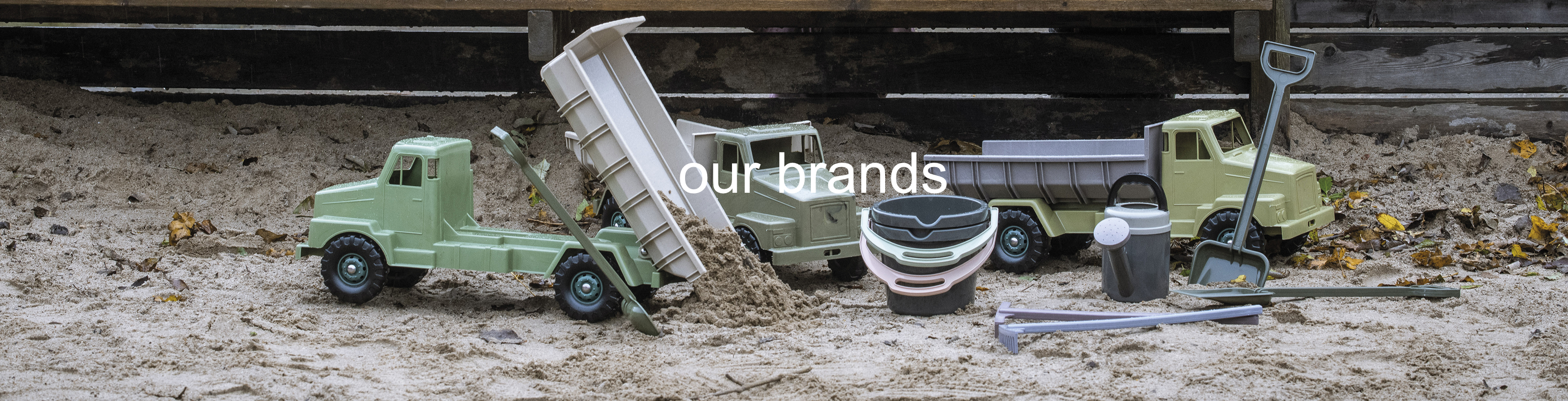 our brands - brands from all over the world are here