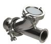 DIXON Sanitary™ Y - Ball Check Valves 3A