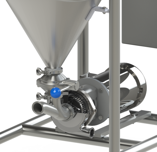 QDB SERIES Mixer for powders