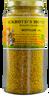 230g of 100% Pure Bee Pollen in glass jar.