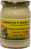 500g of 100% Pure Unpasteurized Natural Ontario #1  White Creamed Honey.