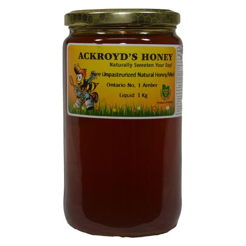 Blueberry Blossom Honey 1 Kg