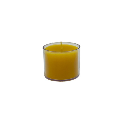 Spa Tea Light Beeswax Candle