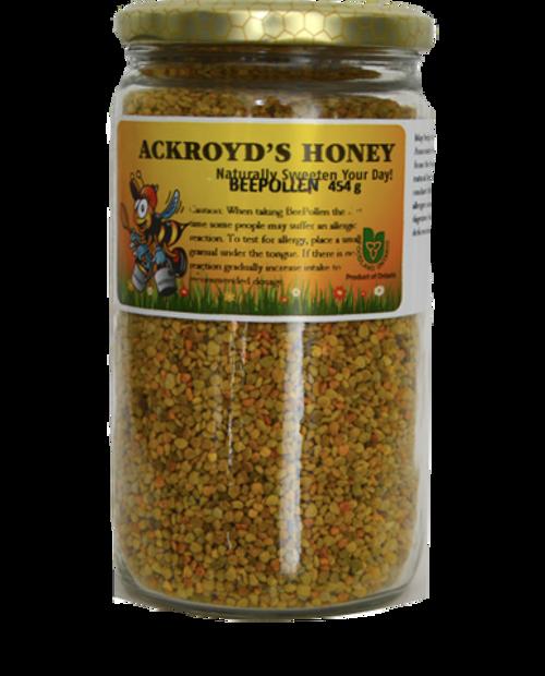 454 bee pollen