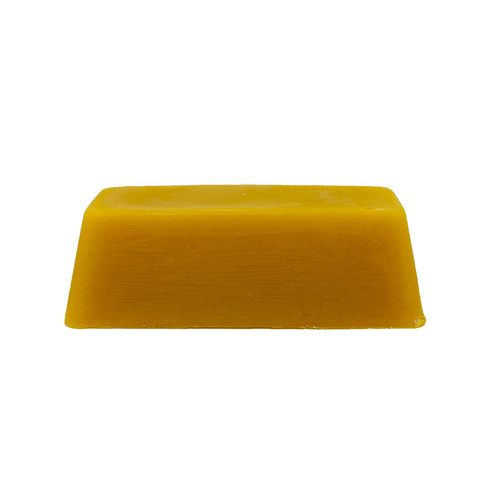 1/2 Pound Beeswax Block made from 100% pure natural Canadian edible beeswax.