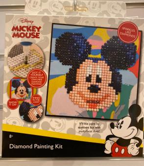 Sunny Mickey Diamond Painting Kit