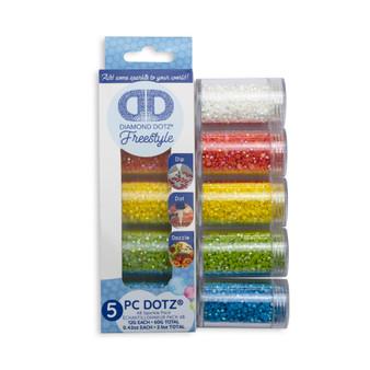 Dotz® Sampler Pack Ab (5001, 5003, 5005, 5006, 5008)