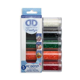 Dotz® Sampler Pack - Holiday (8015, 8333, 8222, 8001, 8002)