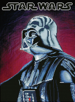 Darth Vader Diamond Painting Kit