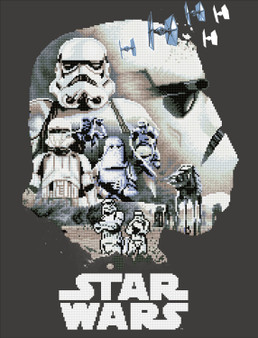 Stormtroopers Diamond Painting Kit