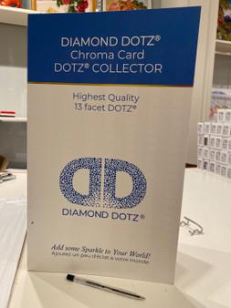 Diamond Dotz Chroma Card