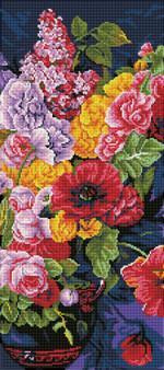 Romantic Bouquet Diamond Painting Kit