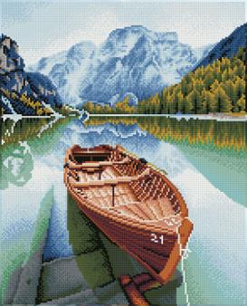 Fjord Travel Diamond Painting Kit