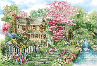 Spring Sparkle Diamond Painting Kit