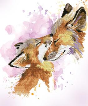 Fox Bliss Diamond Painting Kit