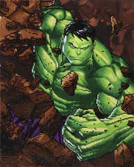 Hulk Smash Diamond Painting Kit