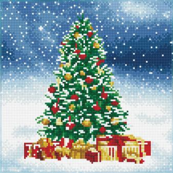 Christmas Tree Diamond Painting Kit