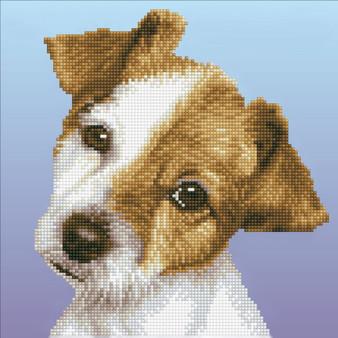 Puppy Diamond Painting Kit