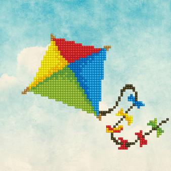Kite Diamond Painting Kit