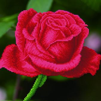Rose Bud Diamond Painting Kit