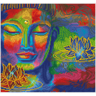 Peace & Tranquility Diamond Painting Kit