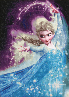 Elsa Magic Diamond Painting Kit