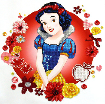 Snow White's World Diamond Painting Kit