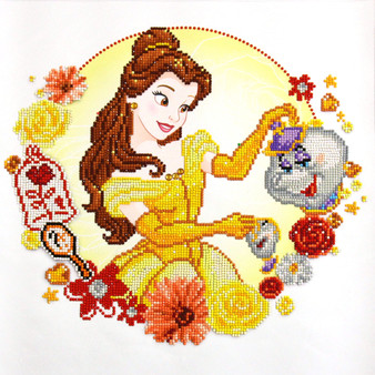 Belle's World Diamond Painting Kit