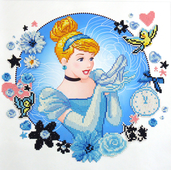 Cinderella's World Diamond Painting Kit