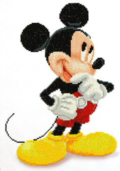 Mickey's Wonders Diamond Painting Kit