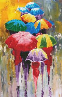 Rainy Day Diamond Painting Kit