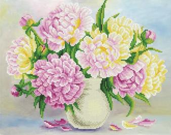 Flower Bouquet Diamond Painting Kit