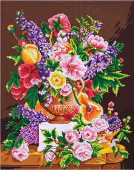 Bouquet Ancien Diamond Facet Art Kit