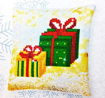 Decorative Christmas Gift Mini Pillow Case