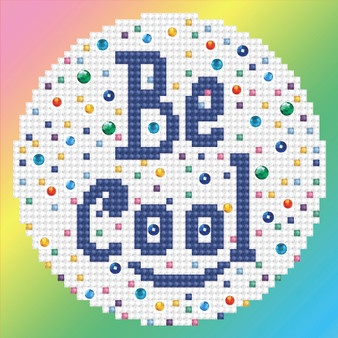 Be Cool Dotz Box Diamond Painting Kit