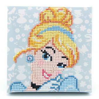 Cinderella Mini Dotz Box Diamond Painting Kit