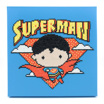 Superman Dotz Box Diamond Painting Kit